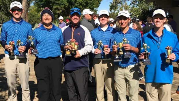 Tiger Golf Places Second at Horseshoe Bay