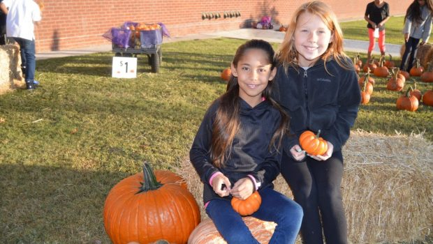 Upland Heights Picks Pumkins While Supporting Community Cause