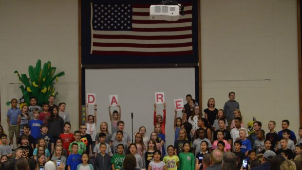 FISD Celebrates Red Ribbon Week