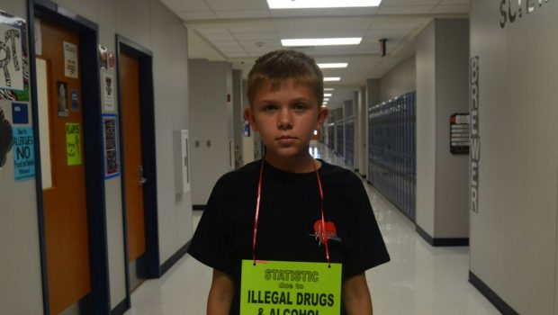 Heritage Middle School Takes Head-On Approach to Drug and Alcohol Awareness