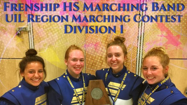 Tiger Band Receives UIL First Division Rating for 25th Consecutive Year