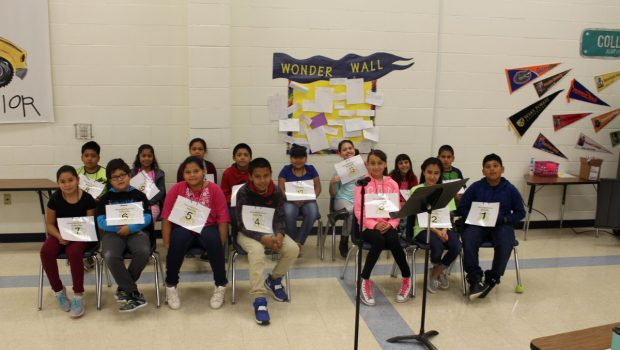 Willow Bend Spanish Spelling Bee Participants Advance to Regional Contest