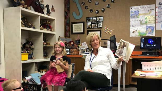 North Ridge Elementary Successfully Implements New Reading Strategies