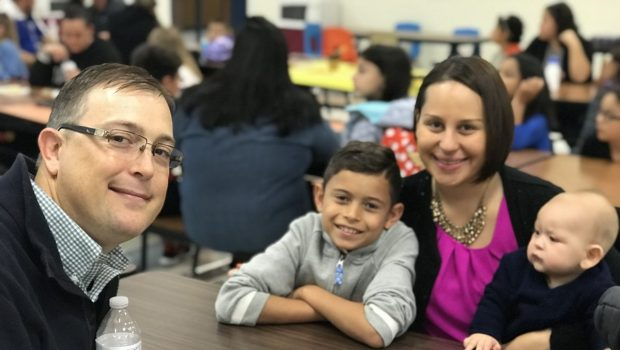 Photo Gallery: Westwind Elementary Hosts 'Parents and Pastries'