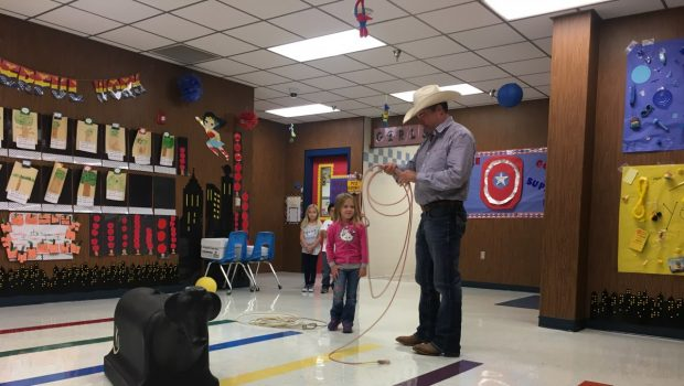 Photo Gallery: Bennett Elementary Hosts Career Day