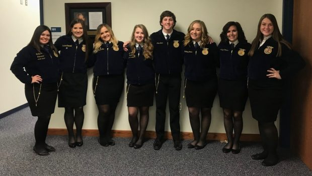 Four Frenship FFA Teams Advancing to Area Leadership Contest