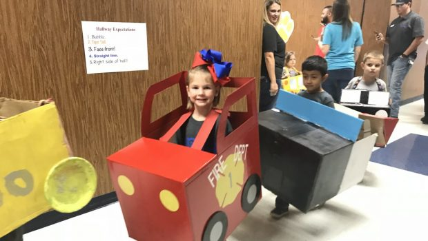 Frenship ISD Students Thrill Audiences During Transportation Parade