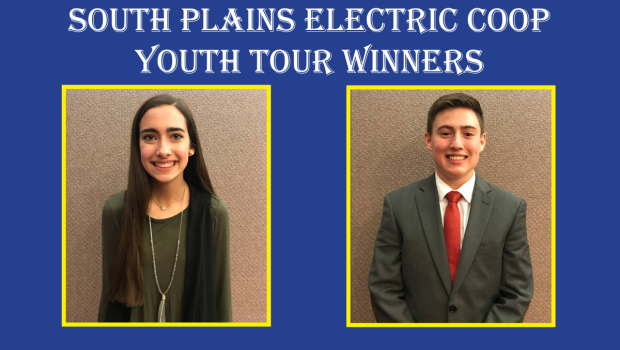 Frenship High School Students Named Electric Coop Youth Tour Winners