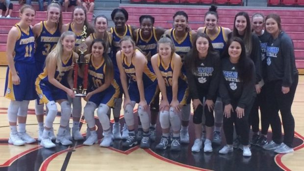 Tigers Win Burleson Tournament for Second Consecutive Year