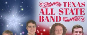 Frenship Choir, Band Students Receive All-State Recognitions