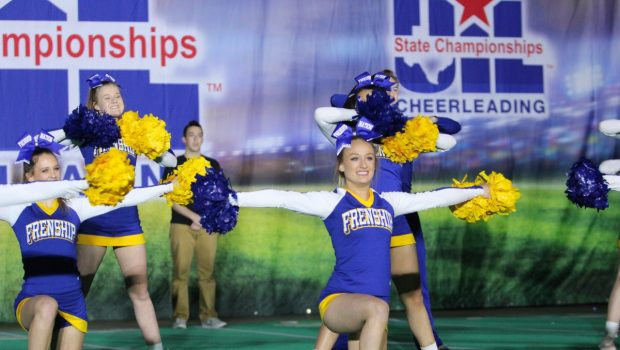 FHS Cheer Places Fourth at State Competition