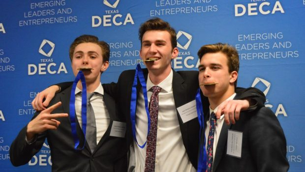 Sixty Frenship High DECA Students Qualify for State Contests