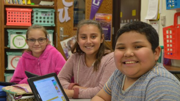 Willow Bend 4th Graders Integrate Math and Technology