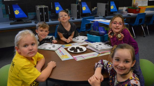Bennett Elementary Students Prove Science is Sweet