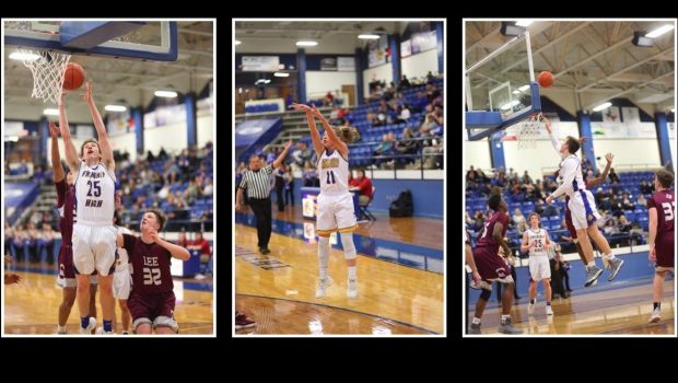 Tiger Hoops Sweep Midland Lee