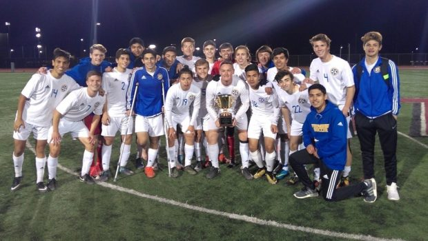 Boys Soccer Remains Undefeated, Claims Another Tournament Championship