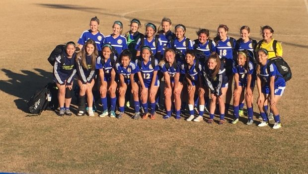 Girls Soccer Places Second in Duncanville Tournament