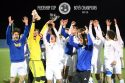 Frenship Cup Turns Gold for Tiger Soccer Teams