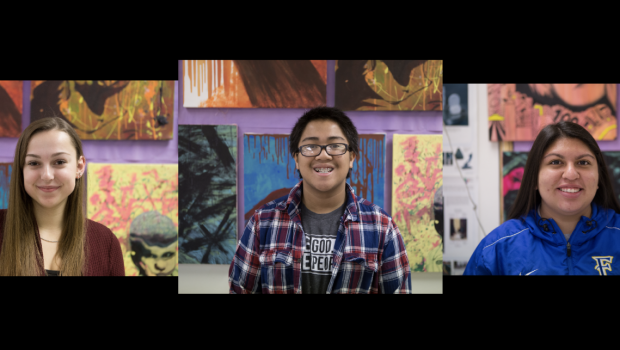 Frenship Art Students Receive American Vision Award