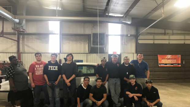 Frenship Automotive Basics Class Faces 'Hairy' Debacle