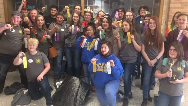 Frenship HS Latin Students Advance to State