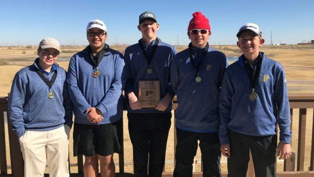 Boys Golf Wins Odessa Invitational
