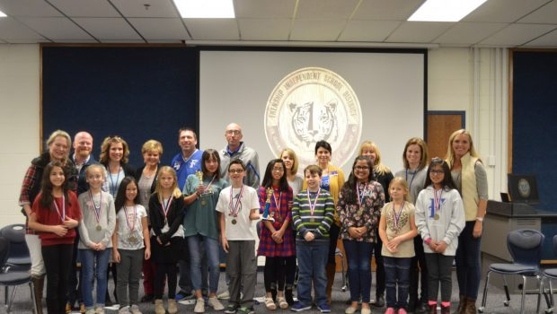 Bennett Elementary Student Wins District Spelling Bee