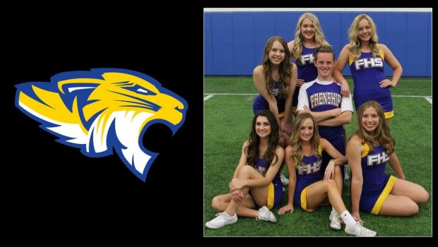 Frenship Cheer Members Named Academic All-State Selections