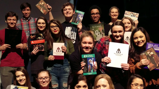 FHS Theater Finds Success at South Texas Audition