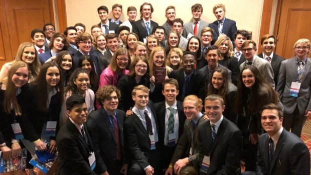 International Qualifications from Five Frenship DECA Students