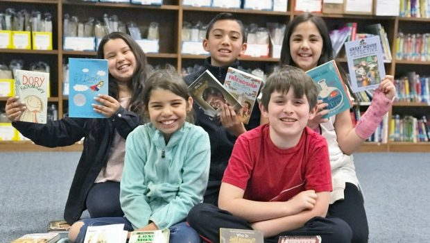 District Battle of the Books Winners Announced