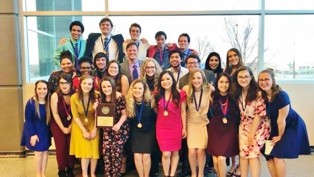 Frenship HS Theater Wins Bi-District