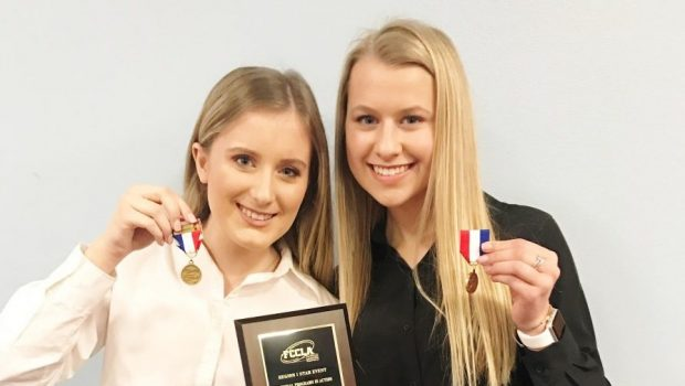 FCCLA Students Advance to State in Inaugural Year