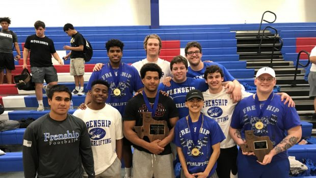 Tiger Powerlifters Qualify for State Competition