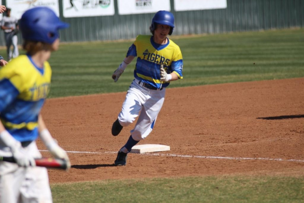 Tiger Baseball Sweeps Competition At Midland Tournament Of Champions My Wolfforth News