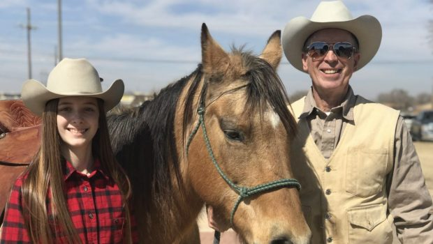 Westwind Goes West with Cowboy Peter Dahlstrom