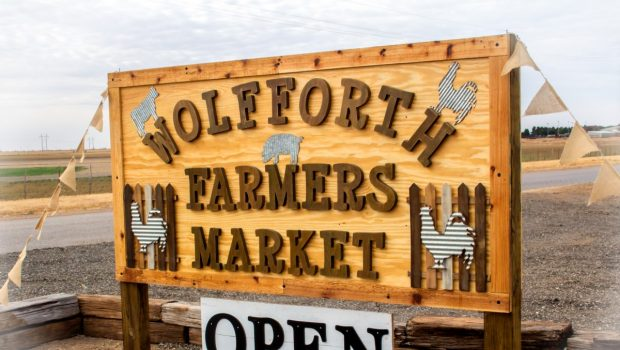 There's a New Farmers Market in Town!