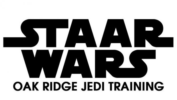 STAAR Wars: Oak Ridge Jedi Training