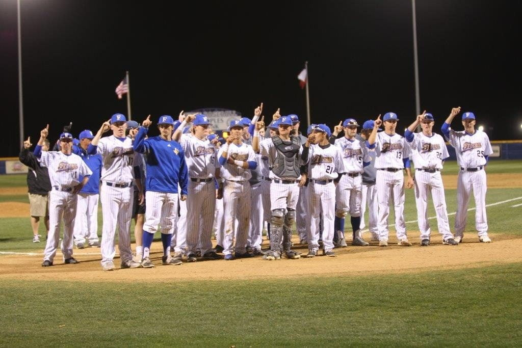 Tiger Baseball Captures District Title With Sweep Of Midland Lee My Wolfforth News
