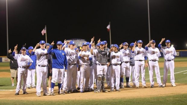 Tiger Baseball Captures District Title With Sweep of Midland Lee