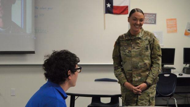 Reese Education Center Hosts Career Fair
