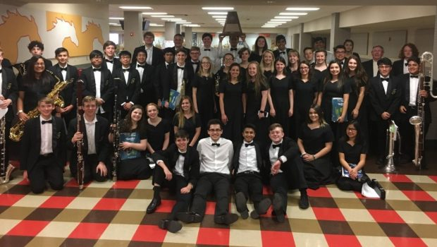 Tiger Band Earns 25th Consecutive UIL Sweepstakes