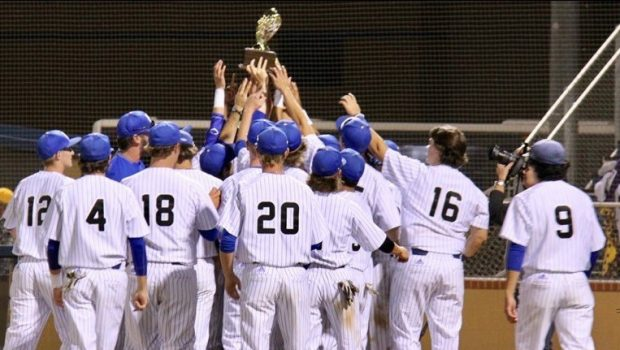 District Champ Tiger Baseball Starts Playoff Run on Friday