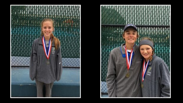 Tiger Tennis Players Headed to Postseason