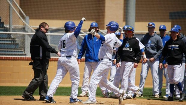 State-Ranked Tiger Baseball Sweeps Permian