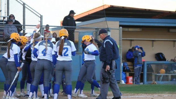 Tiger Softball Begins Playoffs This Weekend