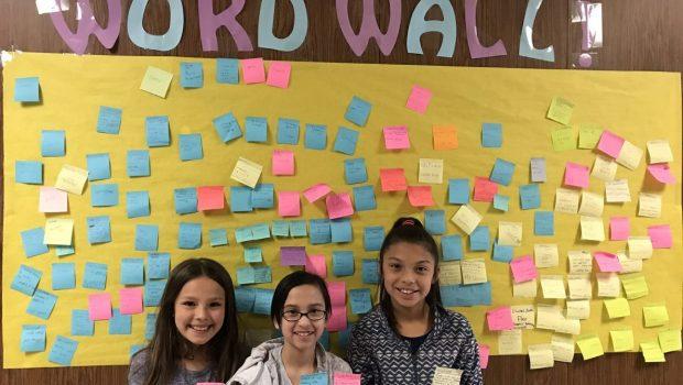Frenship Students Create Visual Vocabulary