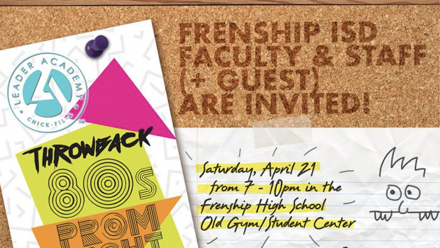 Frenship Staff: Students Want to Give Back to You!