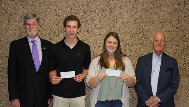 Frenship Seniors Receive Wolfforth Masonic Lodge Scholarship