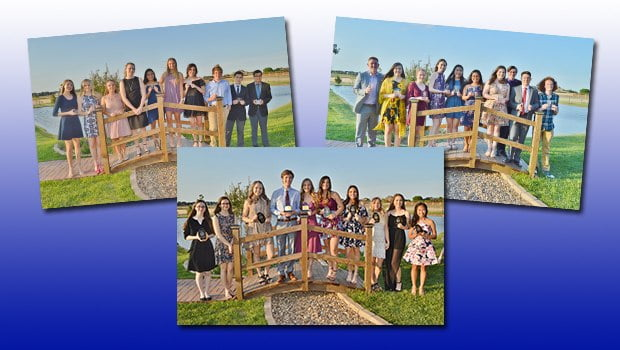 FHS Top 1.5 Percent Recognized at Academic Excellence Banquet